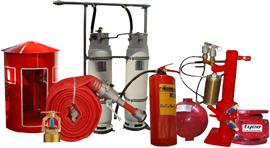 монтаж и обслуживание систем пожаротушения